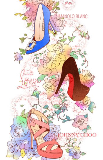 Read Manga Why Did Men Stop Wearing High Heels? Ch.000